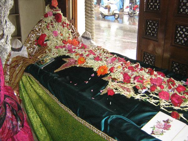 Hazarat Babajan of Pune