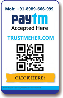 PayTM trustMeher.com for web hosting